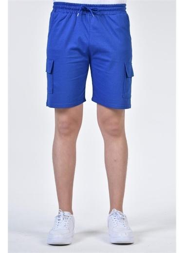 Rodi Jeans Erkek Kargo Cep Penye Renkli Kapri TY21YE130150 Saks